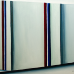 Mirror. Oil on canvas, 50x70 cm