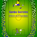 Cover for Samba Socrates story (NL)