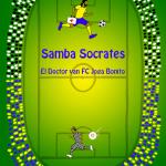 Cover for Samba Socrates story (NL)