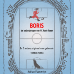 Cover for Boris story (NL)