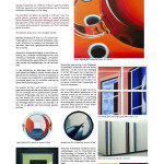 The article in Kunstkrant (page 3, N5, sept-okt 2014)