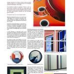 The article in Kunstkrant (page 3, N5, sept-okt 2014)